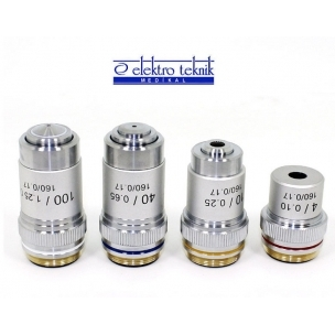 Mikroskop ( Lensi ) Objektifleri