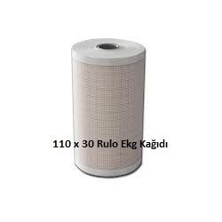 Ekg Kağıdı 110 x 30 Rulo