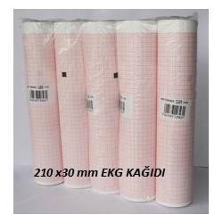 Ekg Kağıdı 210 x 30 Rulo