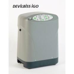 Devilbiss igo Taşınabilir Oksijen Cihazı