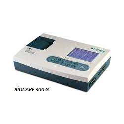 Biocare 3 Kanal Yorumlu Ekg Cihazı