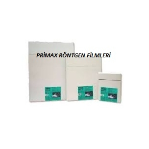 Röntgen Filmi 30x40 Yeşile Duyarlı