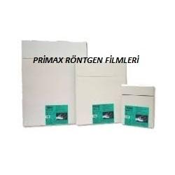 Röntgen Filmi 35x43 Yeşile Duyarlı
