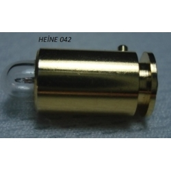 Heine XHL 042 Oftalmaskop Ampulü