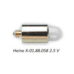 Heine X-01.88.058 2.5 Volt Ampul