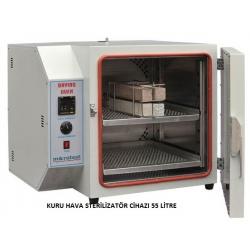Kuruhava Sterilizatör Cihazı 55 litre