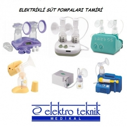Elektrikli Süt Pompası Tamiri