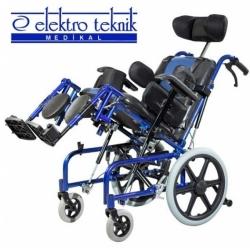 Spastik Çocuk Tekerlekli Sandalye