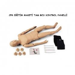 CPR Eğitim Maketi Tam Boy Kontrol Panelli