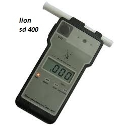 Lion SD 400 Alkolmetre
