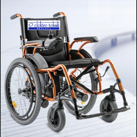 Lityum Bataryalı Akülü Tekerlekli Sandalye