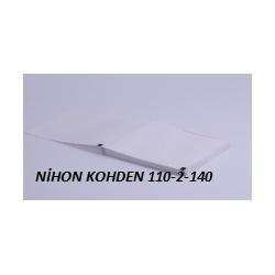 Nihon Kohden 110-2-140  EKG Kağıdı