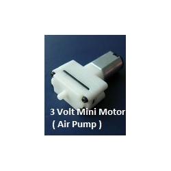 Tansiyon Aleti 3 Volt Motor
