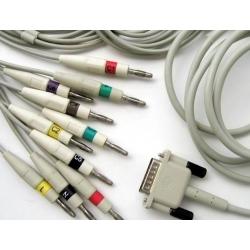 Cardioline Ekg  Ar600/Ar1200 Kablo