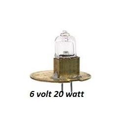 6 Volt 20 Watt Topcon Biyomikroskop Ampulü