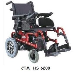 HS 6200 Akülü Tekerlekli Sandalye