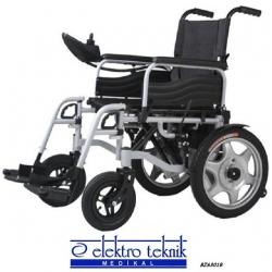 Katlanır Akülü Tekerlekli Sandalye BZ6301B