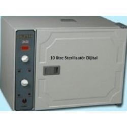 Sterilizatör 10 Litre Dijital